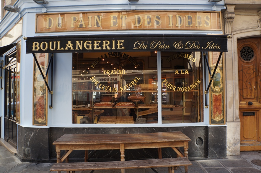 Paris du pain et des idees