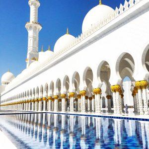 Mosque Abu Dhabi - Must See Abu Dhabi