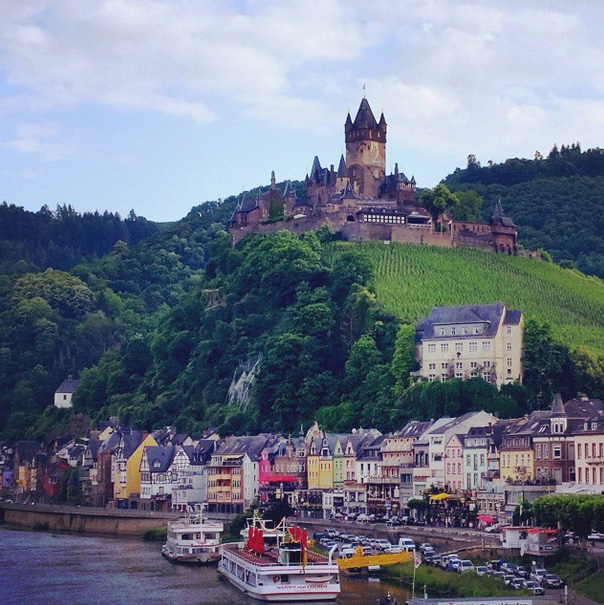 The Cutest German Towns, Cochem