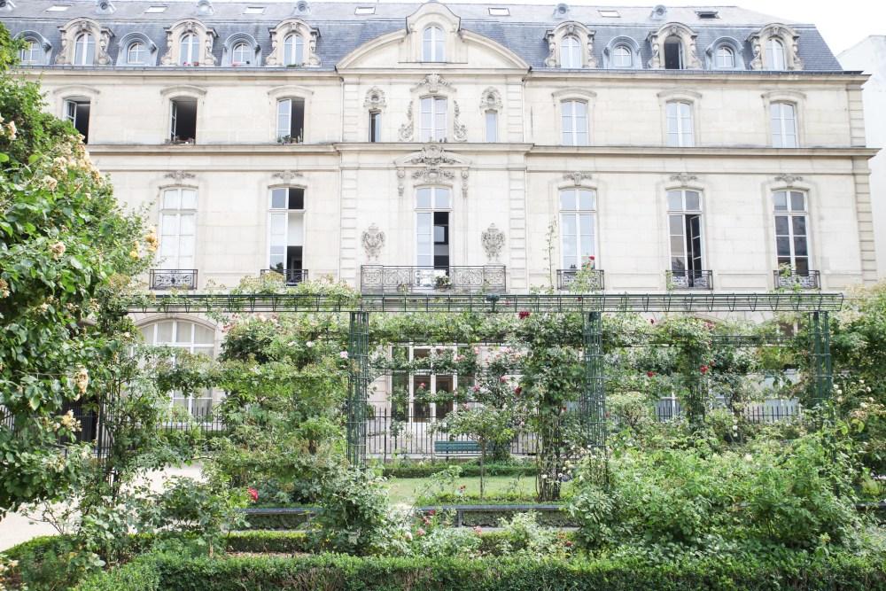 Jardin Saint Gilles Grande Veneur