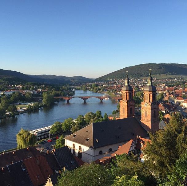 Cutest German Towns to Visit, Miltenberg