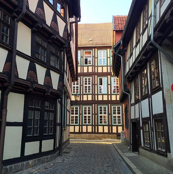 The Cutest German Towns You Should Visit, Quedlinberg