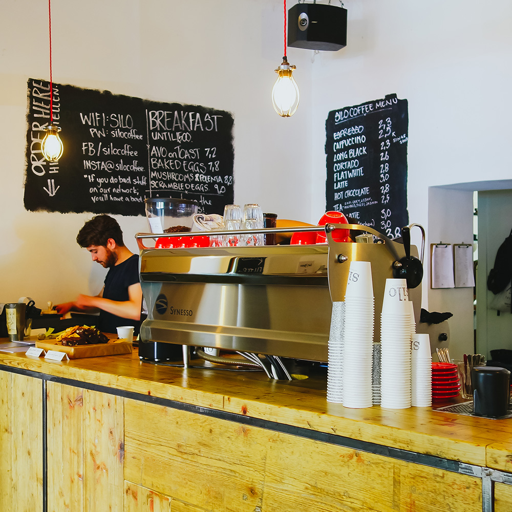 Berlin Coffee Guide, Silo Coffee