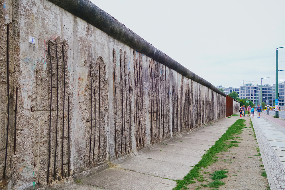 Prenzlauer Berg, Berlin Wall Memorial