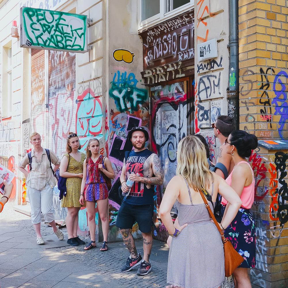 Top Free Things to do in Berlin, Walking Tour