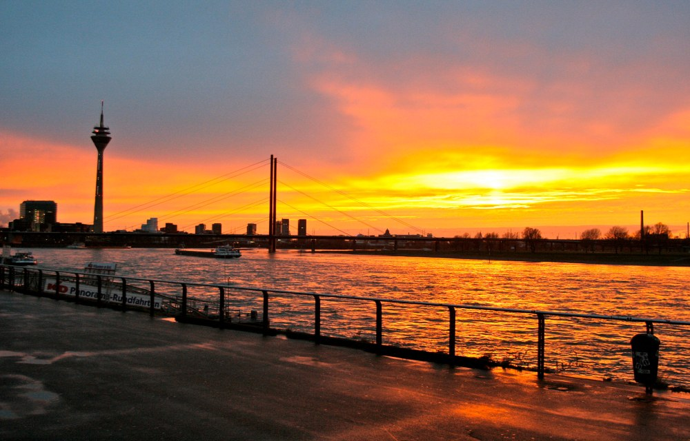 10 German Cities You Need to Visit, Düsseldorf