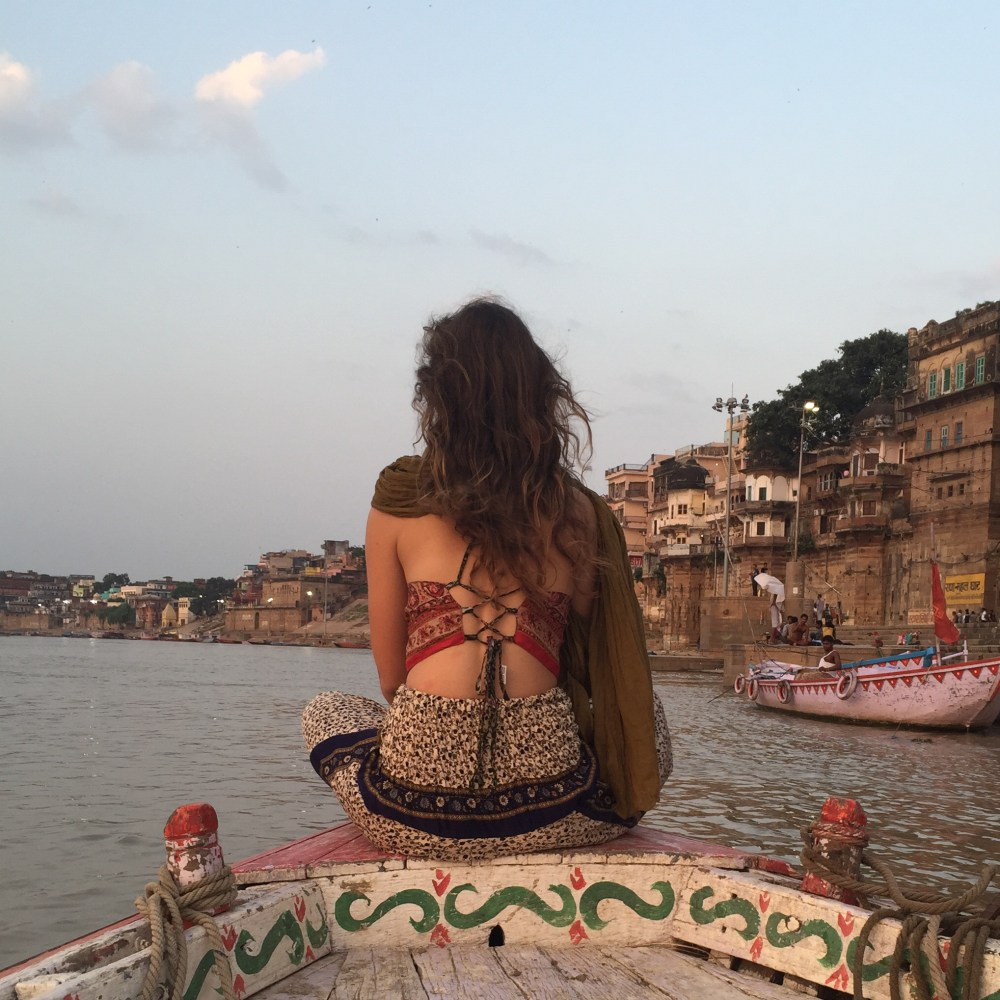 Ganges sunrise boat trip India