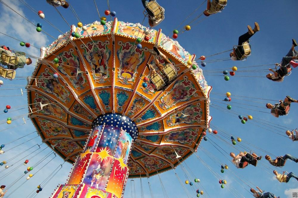 Oktoberfest carnival