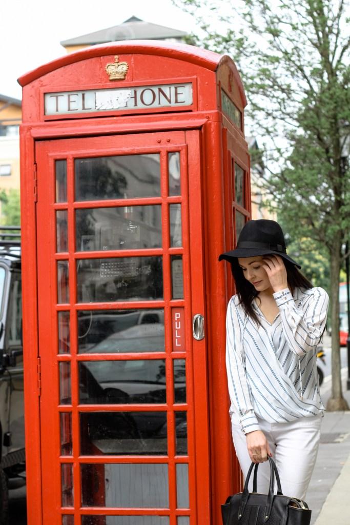 Brooke in Notting Hill