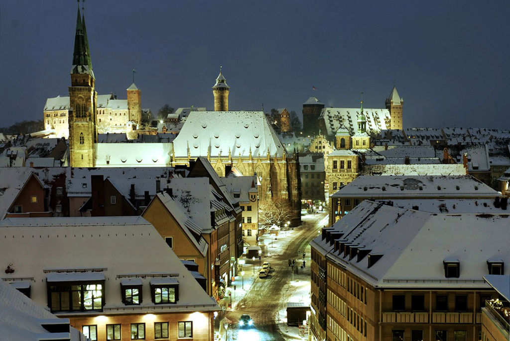 10 German Cities You Need to Visit, Nuremberg