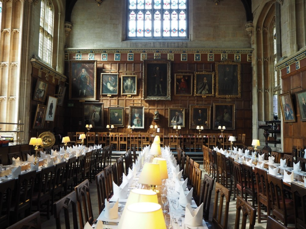 Great Hall Hogwarts