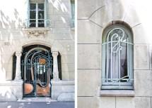 Art Nouveau Architecture Paris