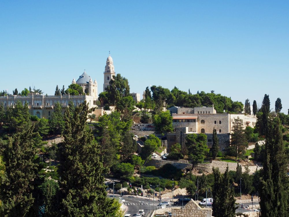 Jerusalem Old Town View