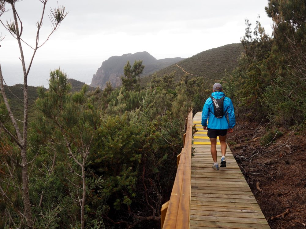 Three capes track Tasmania
