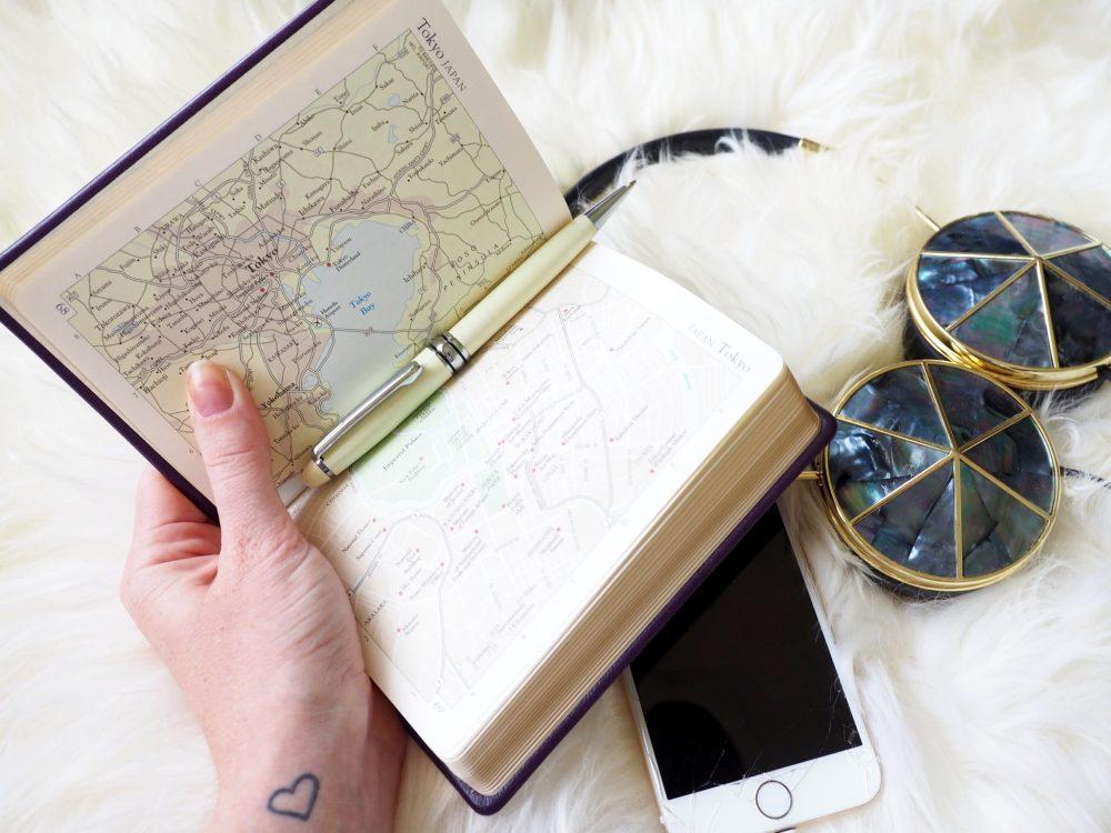 Travel pack DIY