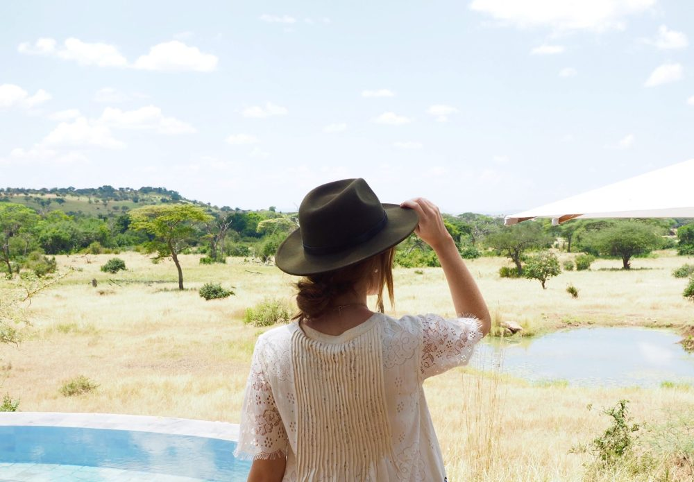 World of Wanderlust Safari Style