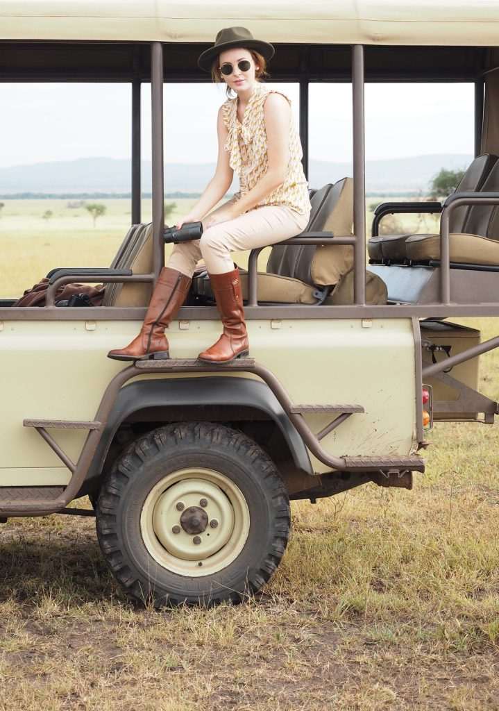 Safari Style | World of Wanderlust