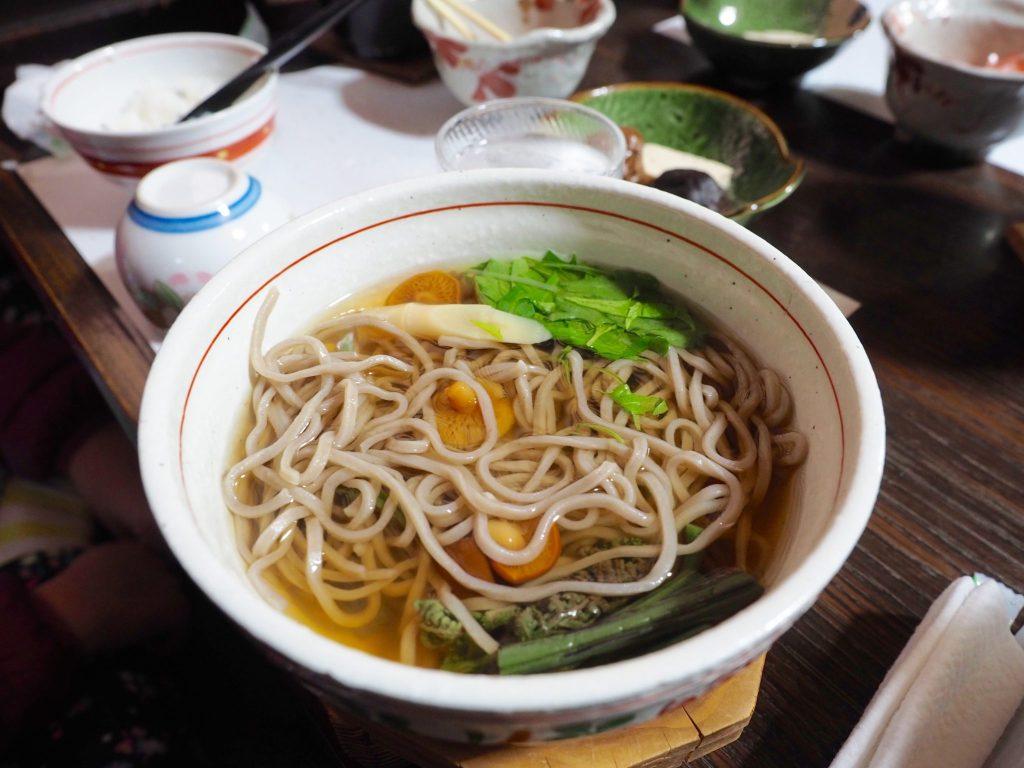 Ramen noodles Japan