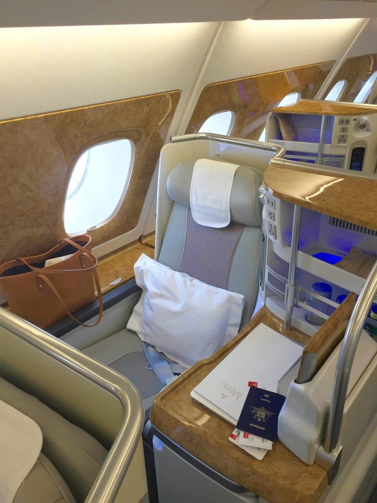 Emirates Business Class Review | World of Wanderlust