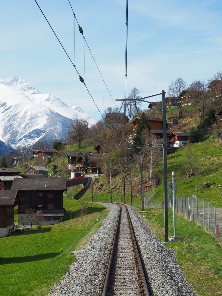 Glacier Express Switzerland | World of Wanderlust