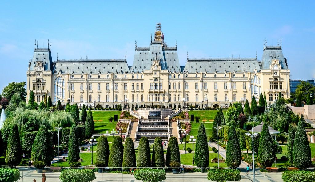 Palace of Culture Romania