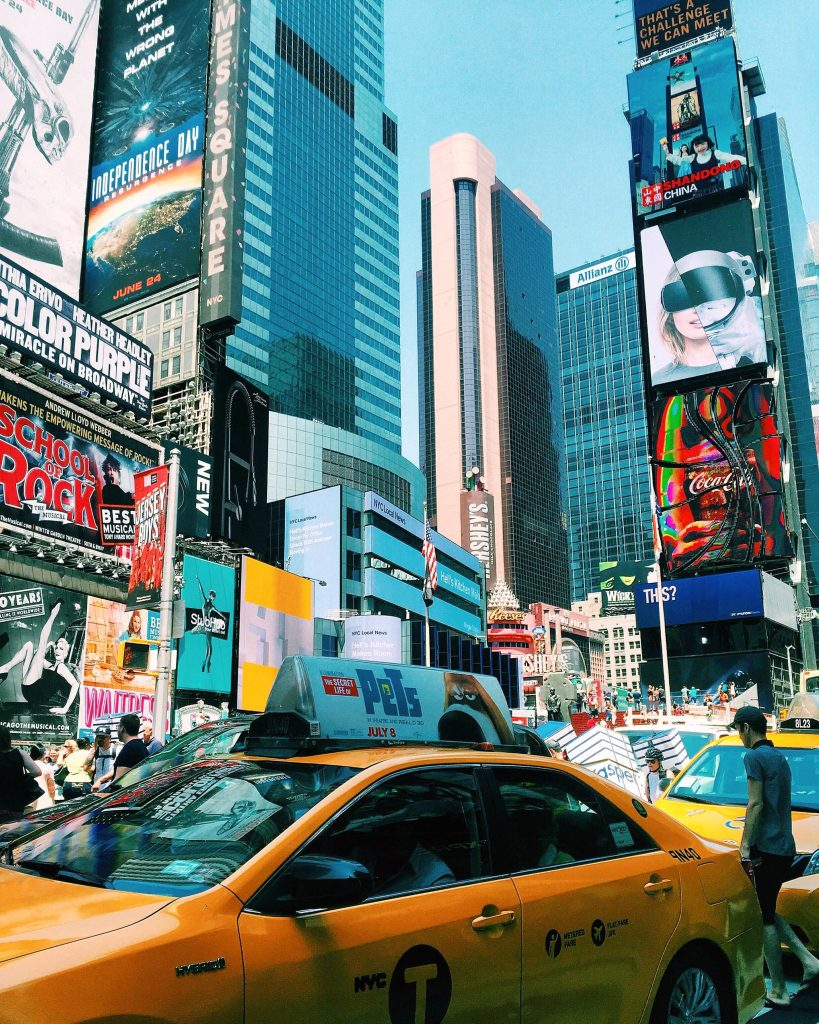 New York | World of Wanderlust