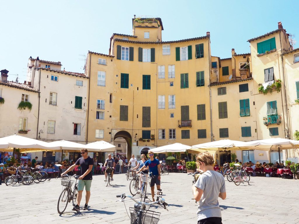 Lucca Tuscany | World of Wanderlust