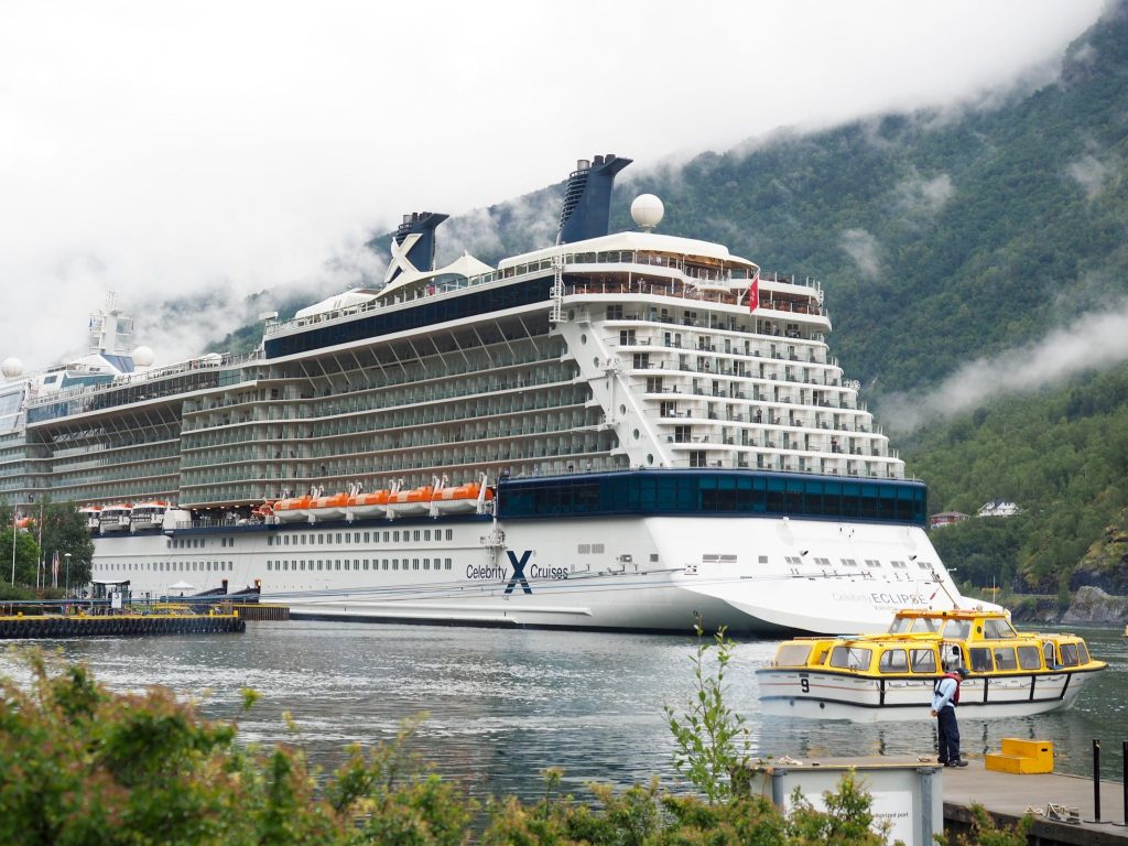 Celebrity Cruise Norway