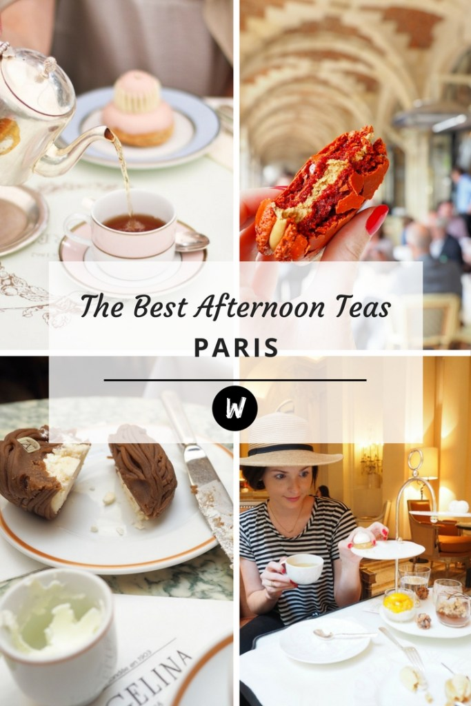 The Best Afternoon Teas in Paris | World of Wanderlust