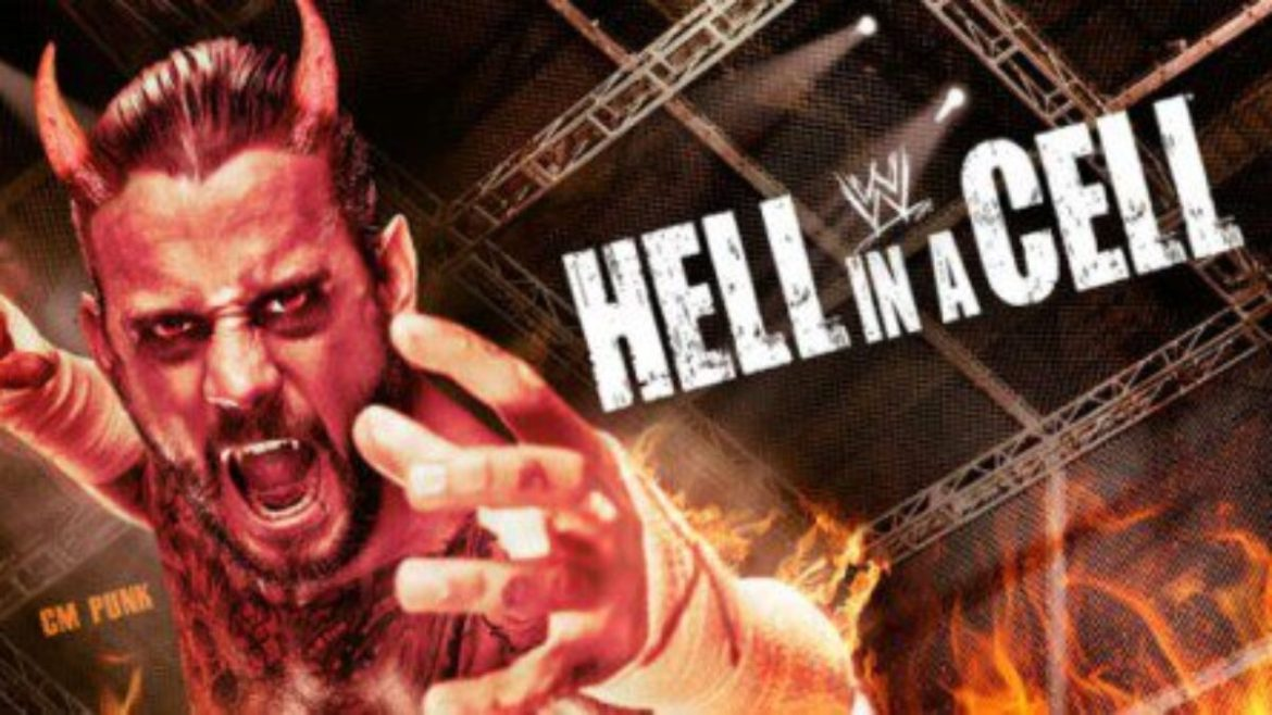 WWE Hell in a Cell 2012 Review