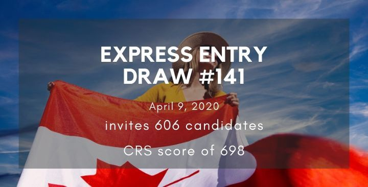 Canada issue Express Entry invitations through regular draws, invites 606 candidates