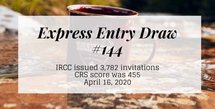 Canada's latest Express Entry draw has lowest CRS of 2020