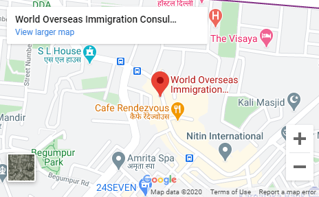 best immigration consultants in Delhi - World Overseas