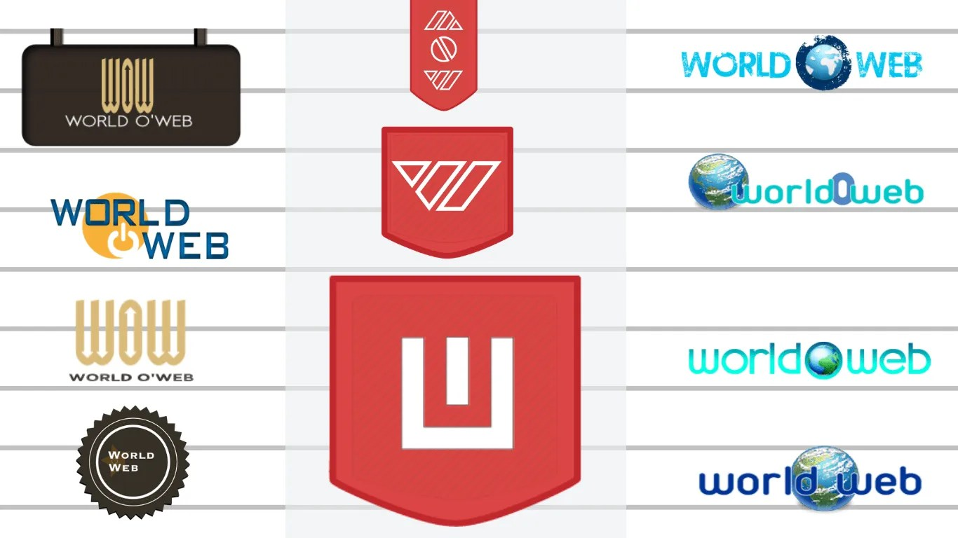 Worldoweb Logos