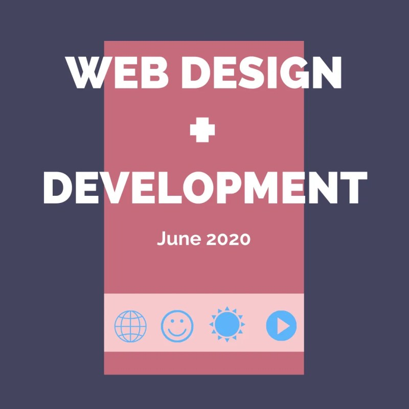 June- Web Design and Development