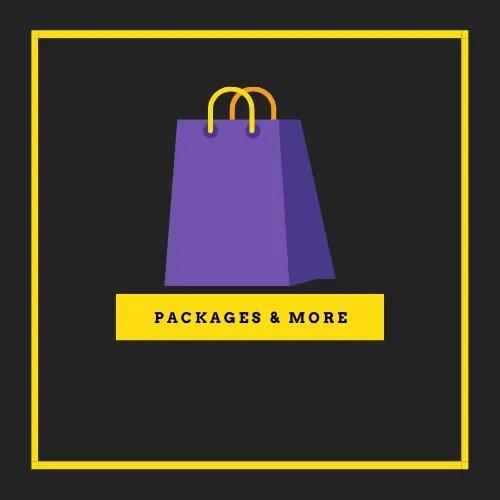 Packaging Company Logo