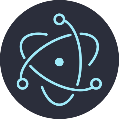 Electron JS Logo