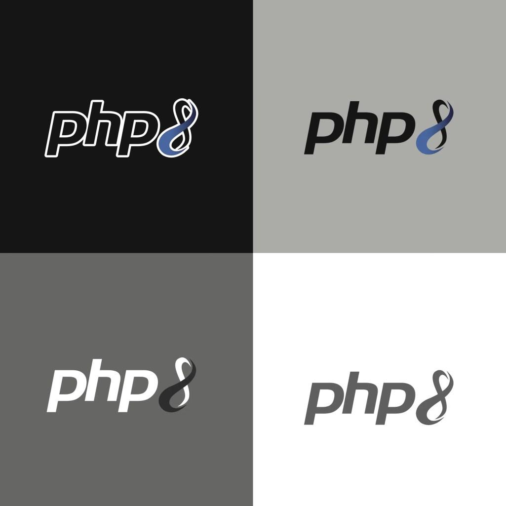 PHP 8 Logo