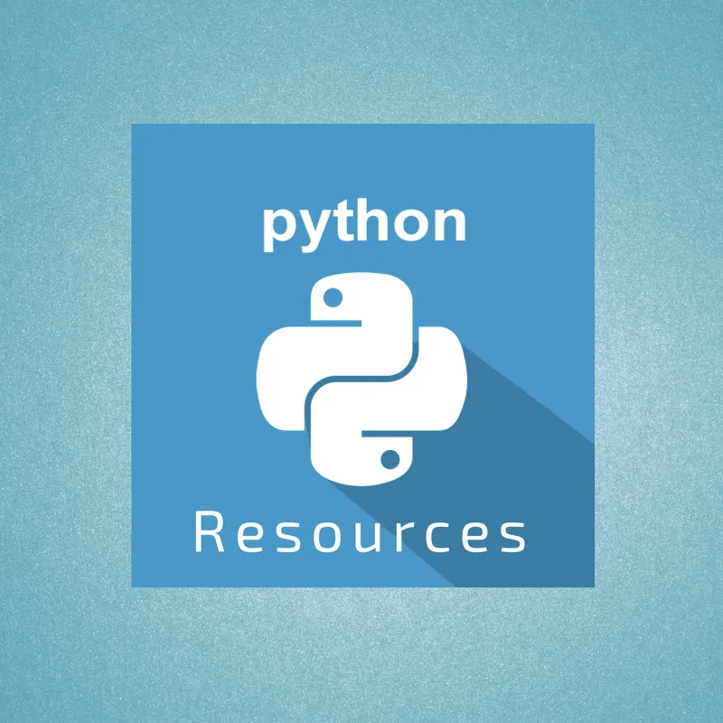 Python Resources, Tools and Articles to Get You Started