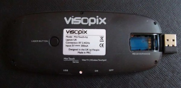 Rear Image of Visopix