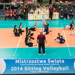 Wheelchair Volleyball Chair Design Office World Paravolley Welcome Photosvideos