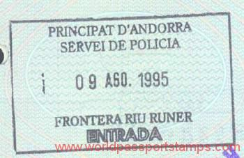 travels to Andorra, visa, how to get visa