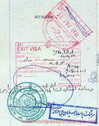 travels to Iran