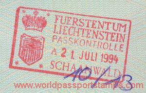 interesting facts about Liechtenstein
