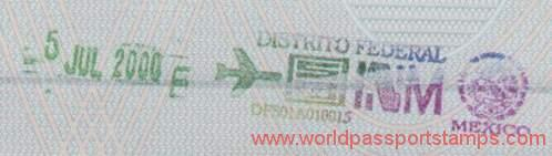 travels and visa to Mexico