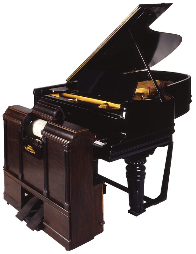 Orchestrelle Push Up Piano