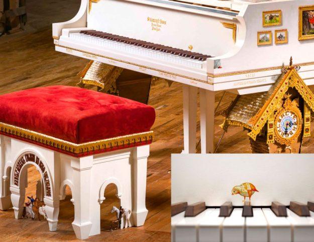 Steinway Art-Case Piano