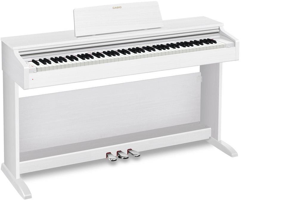 new casio digital pianos at summer namm show world piano news. Black Bedroom Furniture Sets. Home Design Ideas