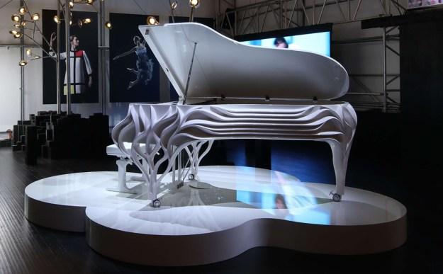 Fazioli Butterfly Piano