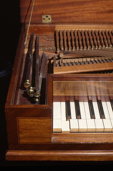 ivory keys of a Beyer piano